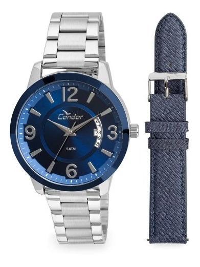 Relógio Condor Masculino Troca Pulseira Co2115xv/k5a - 21