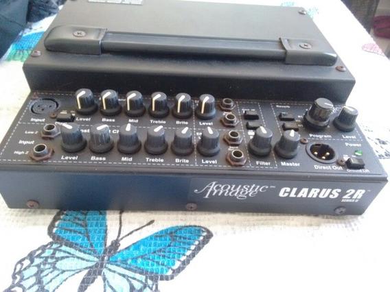 Amplificador Acoustic Image Clarus 2r