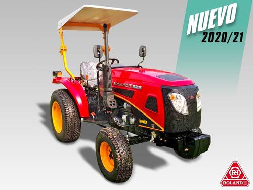 Tractor Agrícola Roland H025 2wd