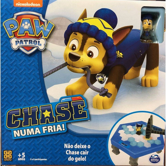 Jogo Patrulha Canina - Numa Fria - Grow - Envio Imediato