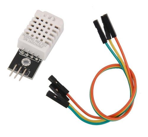 Sensor De Temperatura Y Humedad Dht22 Am2302