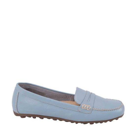 Zapato Confort Hispana 7551 Cof 824874 Plantilla Piel