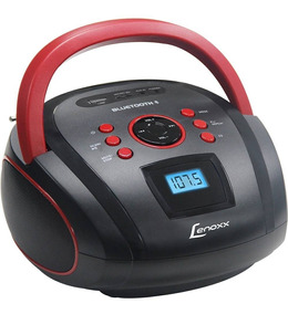 Som Portátil Lenoxx Boombox Bd110 Com Usb Rádio Fm (outlet)