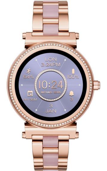 Reloj Inteligente Michael Kors Sofie Mkt5041 100% Original