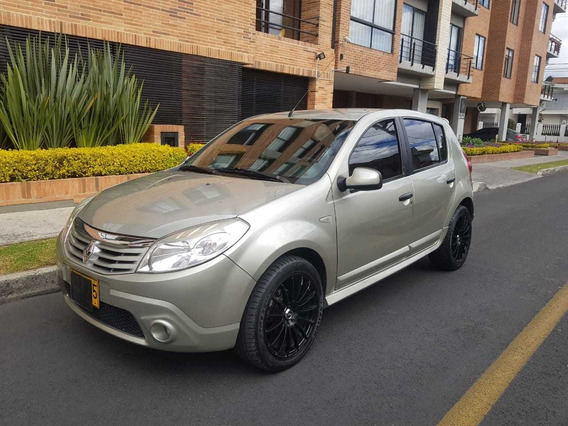 Renault Sandero Dynamique 2010 1.6