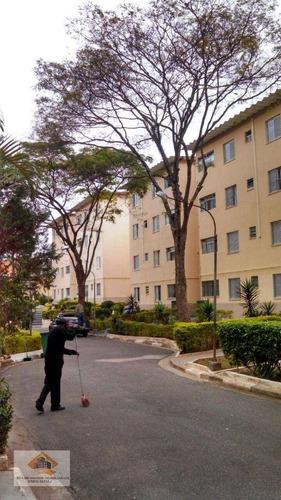 Imagem 1 de 9 de Apartamento Com 2 Dormitórios À Venda, 53 M² Por R$ 220.000,00 - Jardim Lucinda - São Paulo/sp - Ap0302