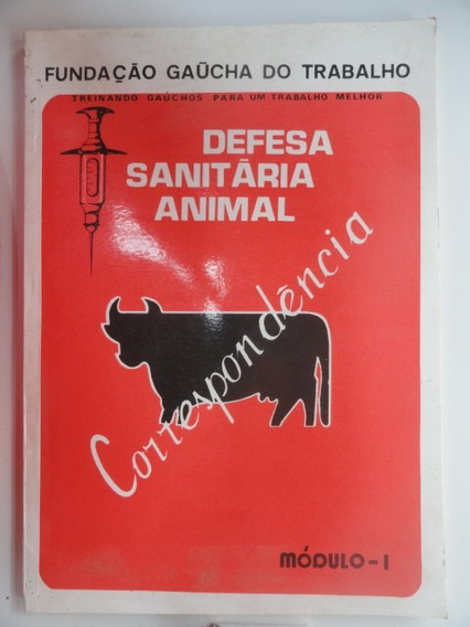 Defesa Sanitária Animal - Módulo I