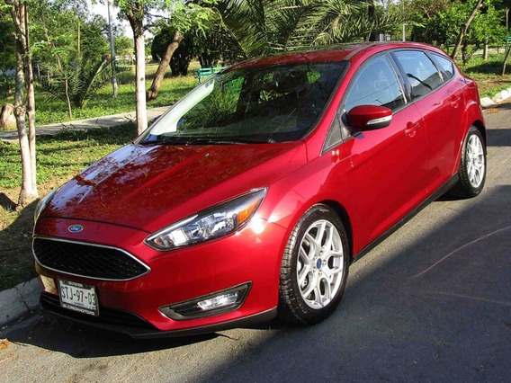 Ford Focus Hb Appearance 2015 Color Vino