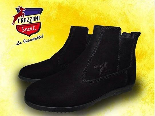 Zapatos Dama Botin Frazzani Sport Modelo Anita
