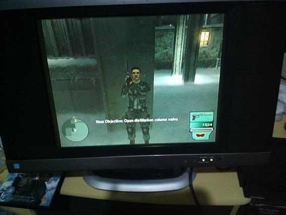 Tv Lcd Sharp Aquos 15 - V. Componente, S-video E V. Composto