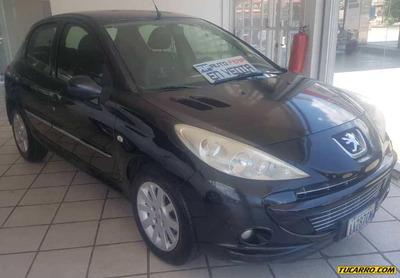 Peugeot 207 - Sincrónica