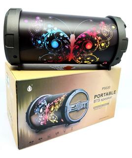 Parlante Bluetooth Oneplus Bazooka 3w Pendrive Fm Sd Celular