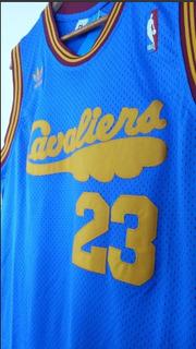 Camiseta Basquet Musculos Lebron James Cavaliers Nba