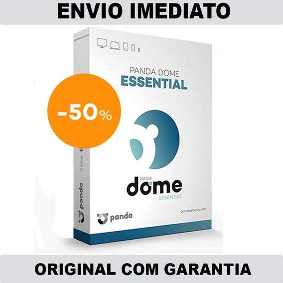 Panda Antivirus Pro Dome Essential 1 Ano 10 Pcs Original