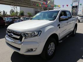 Ford Ranger Crew Cab Xl 4x4 2017 Seminuevos