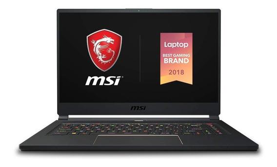 Notebook Msi Gs65 Stealth-432 15.6-i7-rtx2070-32gb-ssd 1tb