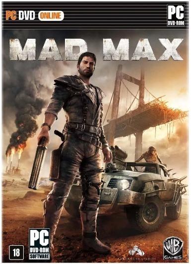 Mad Max Para Pc Original Legendado Em Português Física