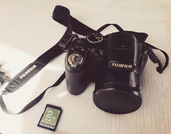 Câmera Digital Usada Fujifilm S2800hd