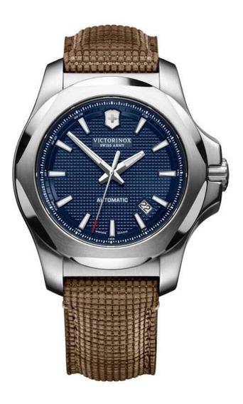 Relógio Victorinox I.n.o.x. Mens Automatic Blue Dial 241834