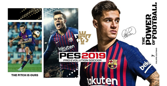 Pes 2019 Pro Evolution Soccer 2019 Pes 19 Steam Key