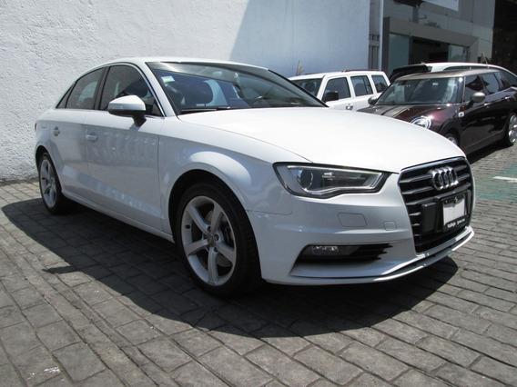 Audi A3 Sedan Attraction 2014 Blanco