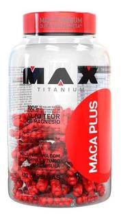 Maca Plus (120caps) Max Titanium