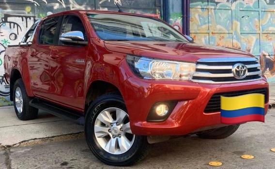 Toyota Hilux 4x4 Roja Srv Automatica