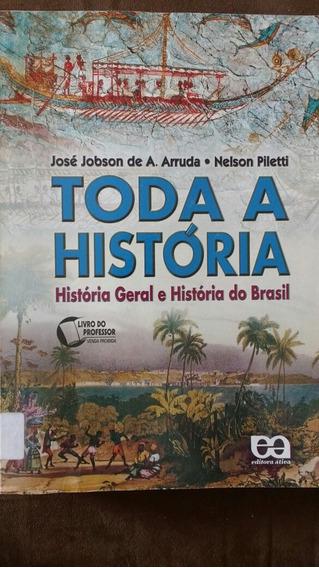 Toda A Historia - Livro Do Professor