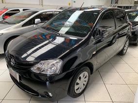 Toyota Etios Xs 1.5 Flex Automático 2017 Único Dono!