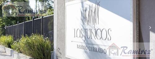 Lote Terreno En Venta  1054 M2 - Barrio Cerrado Los Juncos, Luján
