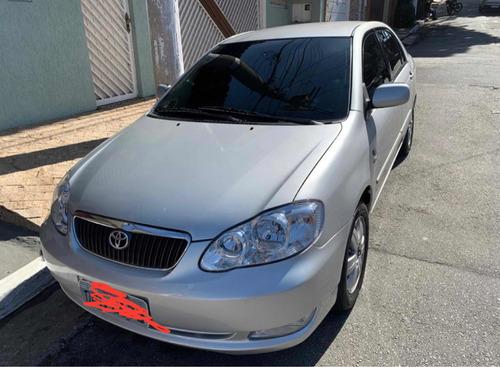 Imagem 1 de 9 de Toyota Corolla 2007 1.8 16v Se-g Aut. 4p