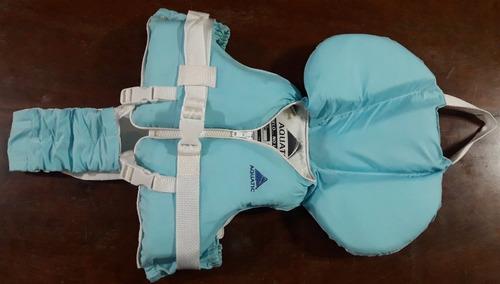 Chaleco Salvavidas Aquatic Flipper (hasta 20 Kilos) !!!!