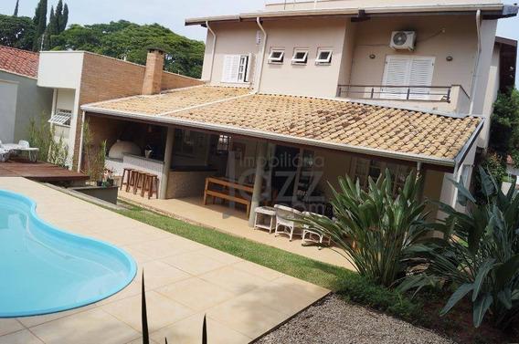 Casa Com 3 Dormitórios À Venda, 280 M² Por R$ 880.000,00 - Cidade Universitária - Campinas/sp - Ca3363