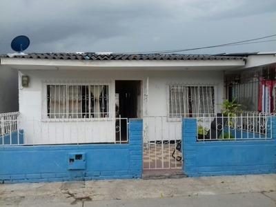 Vendo Casa En Santa Ines, Soledad/atlantico