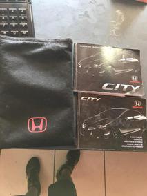 Manual Proprietario Honda City 2012 Completo