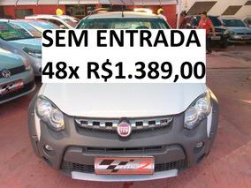 Fiat Weekend 1.8 16v Adventure - Sem Entrada 48x R$1.389,00