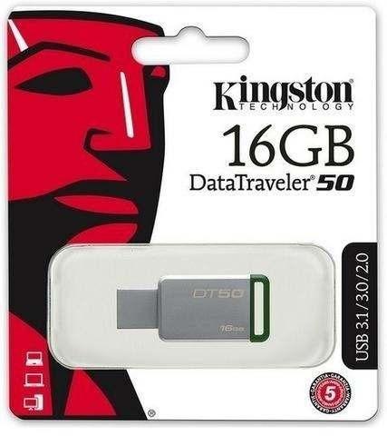 Pendrive Kingston 16gb Dt50