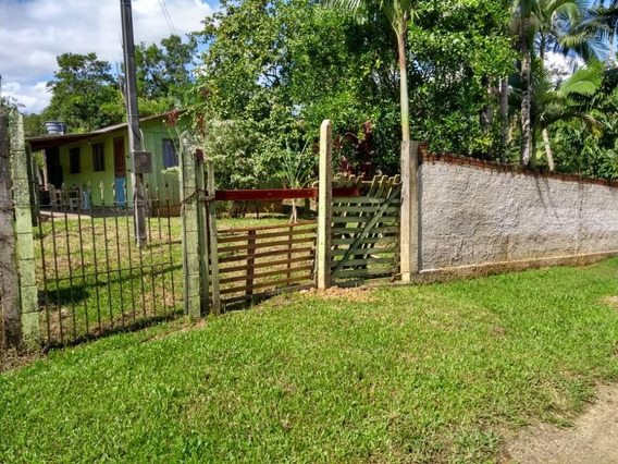 Chácara Com 1200 M² Por R$ 80.000 - Rio Do Nunes - Antonina/pr - Ch0128