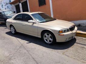 Lincoln Ls Sedan Piel At 2001