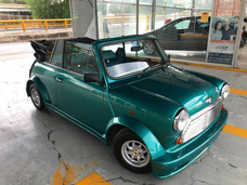 Mini Cabriolet Clásico Custom Vintage Único