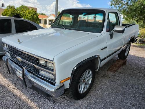 Imagen 1 de 9 de Chevrolet Cheyenne Cheyenne1989standar