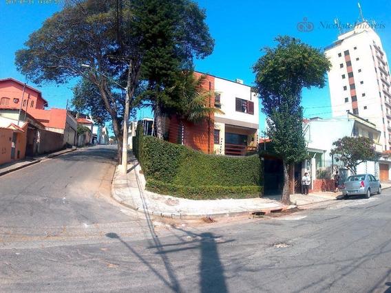 Casa Residencial À Venda, Vila Invernada, São Paulo. - Ca0132