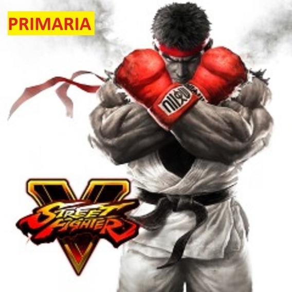Street Fighter V Ps4 1 Primaria