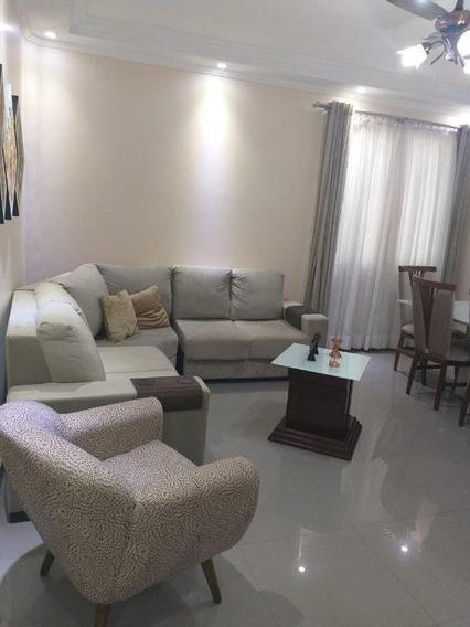 Casa Em Vila Belmiro, Santos/sp De 113m² 3 Quartos À Venda Por R$ 780.000,00 - Ca281769