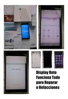 Sony Xperia Z5 Compact32gb Octacore2.1ghz Ram2gb 23mpx Roto