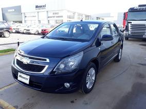 Chevrolet Cobalt 1.8 Ltz Mt Color Azul Año 2013