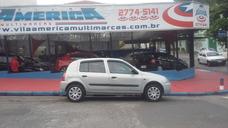 Renault / Clio 1.6 - Completo - Ar Gelando - Vila America Mu
