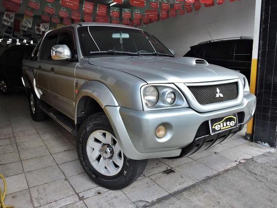 Mitsubishi L200 Sport 2.5 Hpe 4x4 Completa Financia E Troca