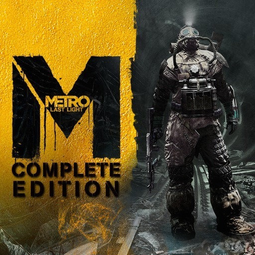 Metro Last Light - Complete Edition - Ps3 (digital)