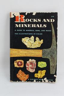L2110 Herbert Zim -- Rocks And Minerals